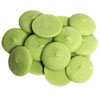 Confectionery Coating, Light Green, 1 lb Bag