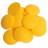 Confectionery Coating, Yellow, 1 lb Bag