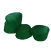 SALE!  Muffin Cup Glassine Green, Pkg of 45