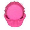 Muffin Cup Greaseproof Pink