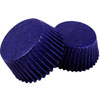 Muffin Cup Glassine Purple Royal