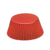 Muffin Cup Foil Red Mini
