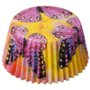 Swedish Cupcake Liners. Butterfly Pink, PKG of 20