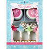Cupcake Kit The Ballet Set of 24 Liners and Picks