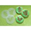 Fern Cookie Stencils, Set of 3