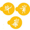Fairy Cookie Stencil Set of 3