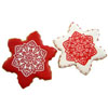 Cookie Cutter Snowflake Tin Ann Clark