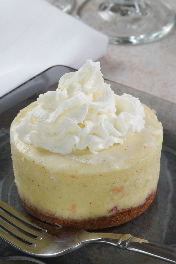 Big Mama Vanilla Cheesecake Recipe
