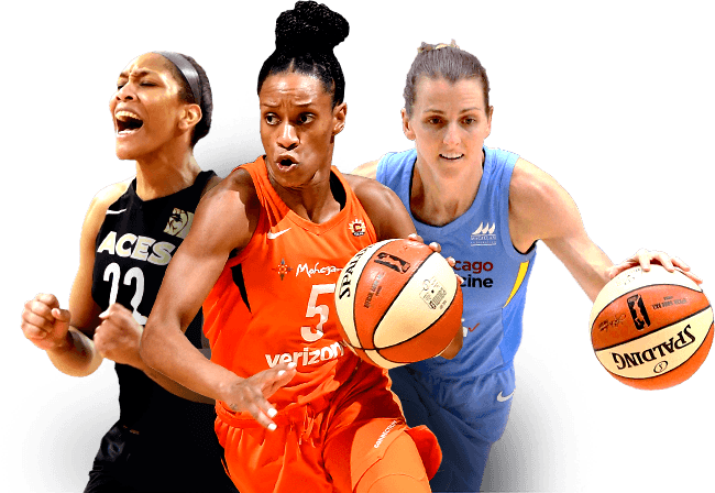 WNBA athletes