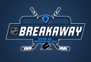 NHL Breakaway contest