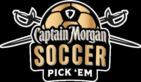 Captain Morgan Soccer Pickem