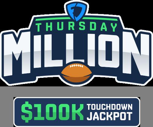 100K Touchdown Jackpot