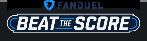FanDuel Beat the Score logo