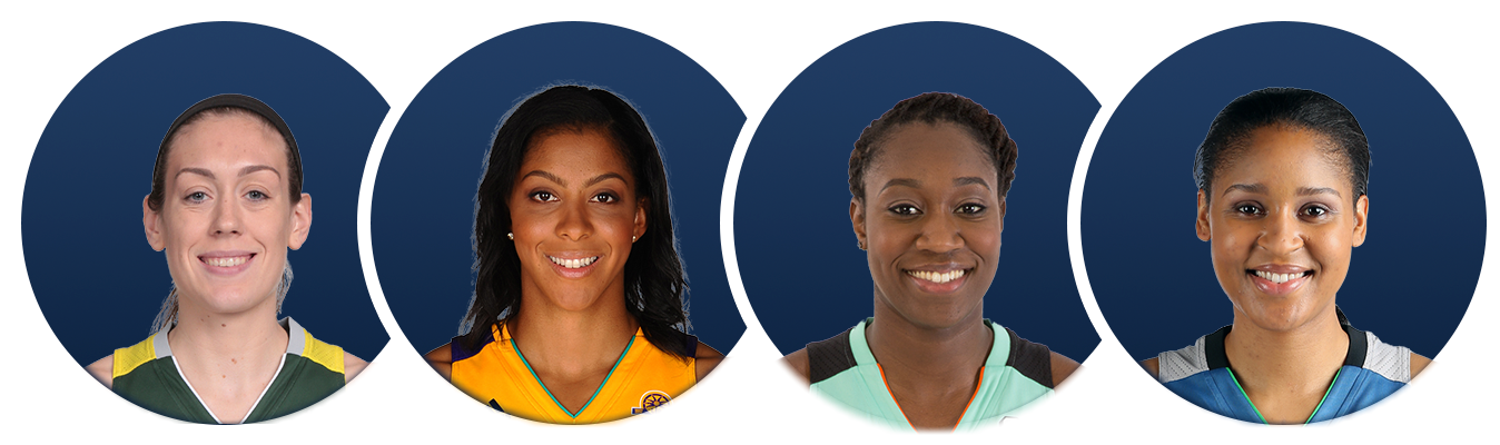 fantasy wnba players