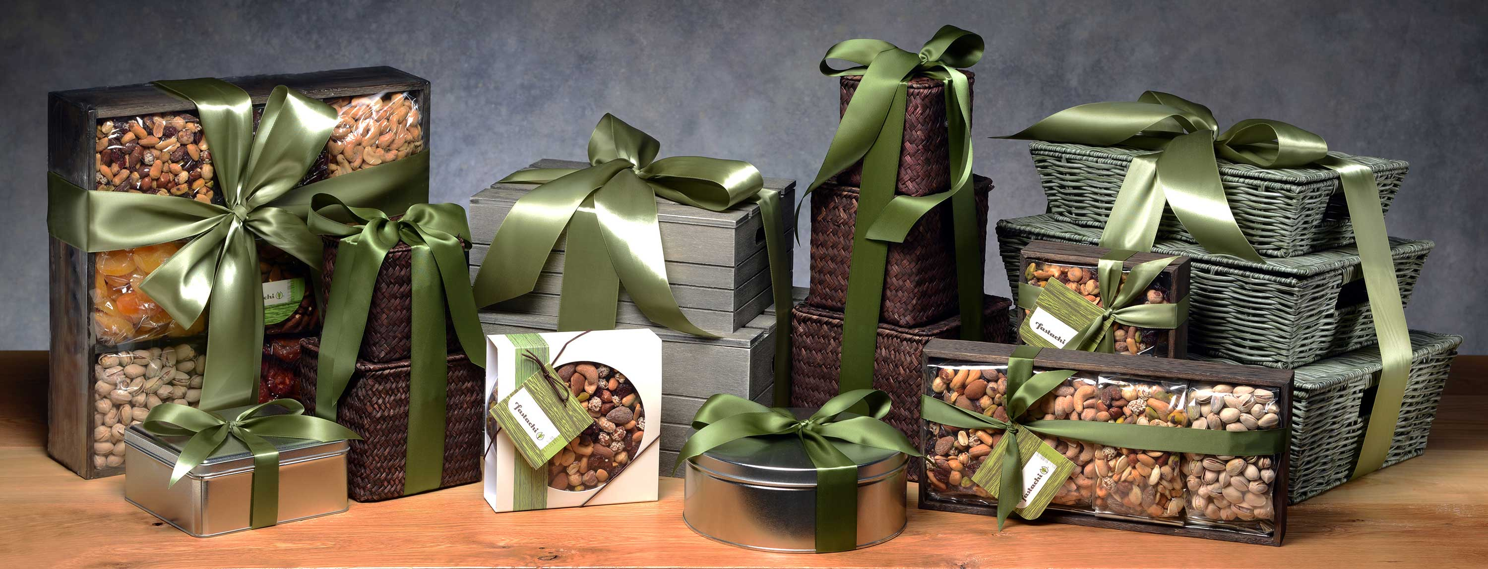 Corporate Gifts: Mixed Nuts, Chocolates, Gift Baskets