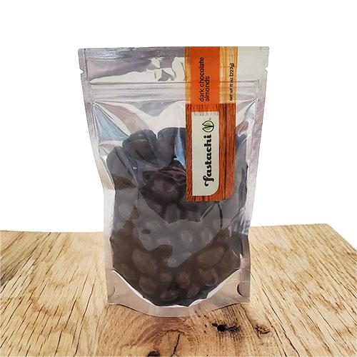 Dark Chocolate Almonds Pouch