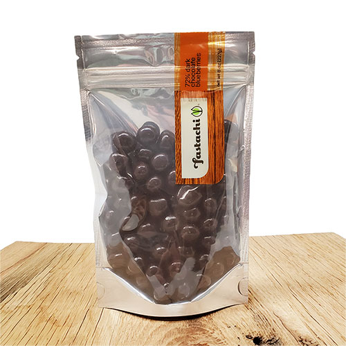 Dark Chocolate Blueberries Pouch