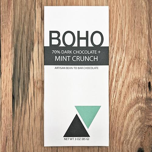 BOHO Mint Crunch 70%