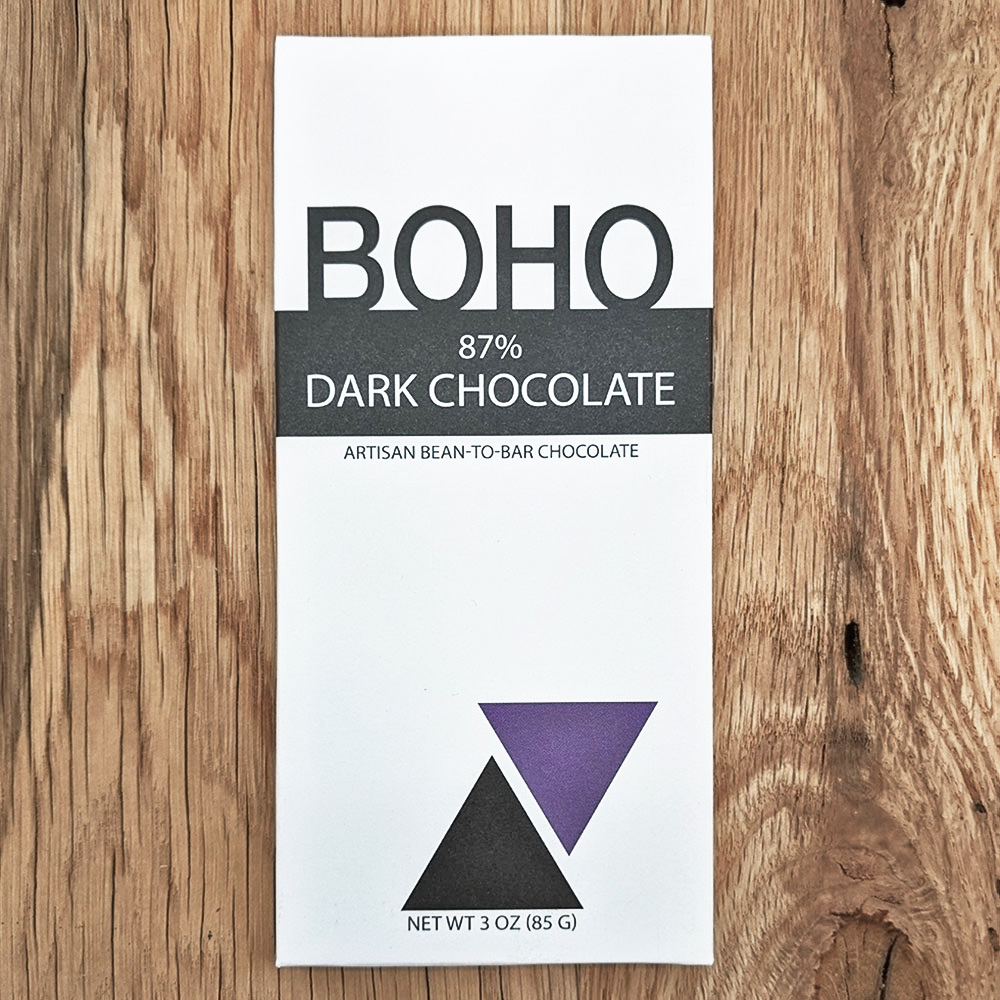 BOHO Dark Chocolate 87%