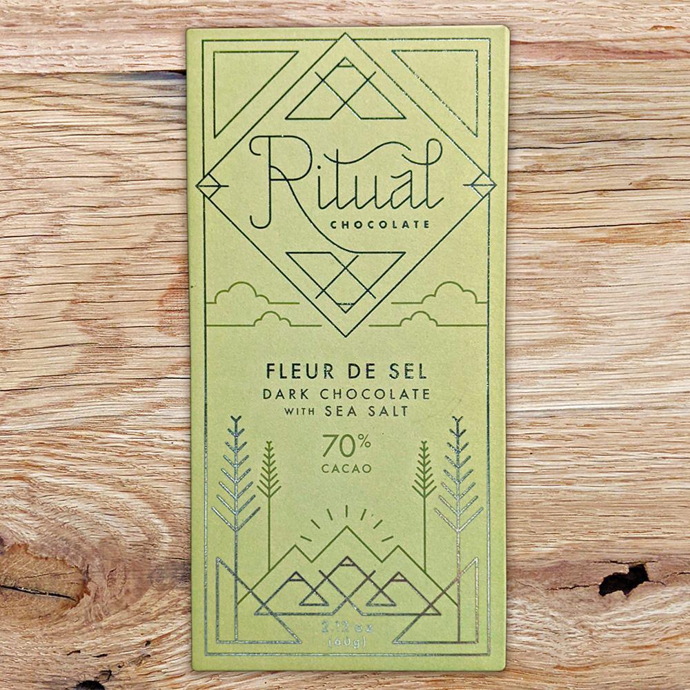 Ritual Fleur de Sel 70%