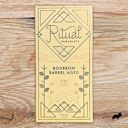Ritual Bourbon Barrel Aged 75%