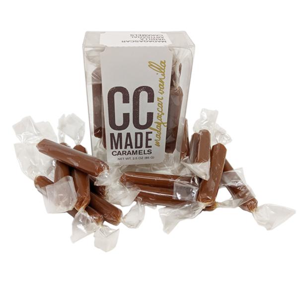 CC Made Madagascar Vanilla Caramels