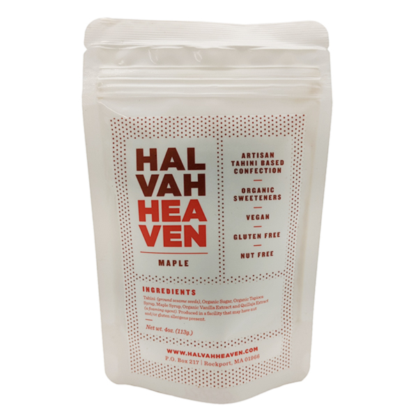 Halvah Heaven Maple
