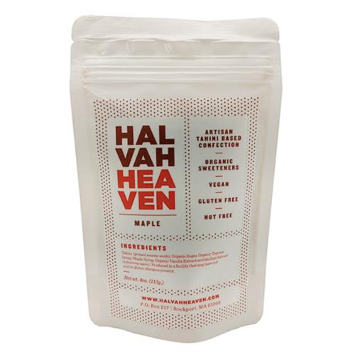 Halvah Heaven Maple