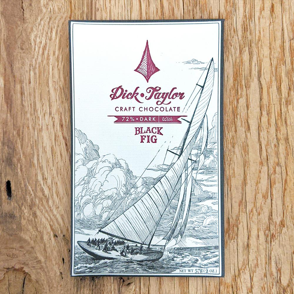 Dick Taylor Black Fig 72%