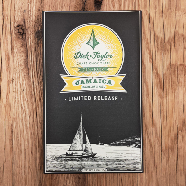 Dick Taylor Jamaica 75% (Limited Edition)