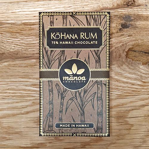 Manoa Kohana Rum 75%