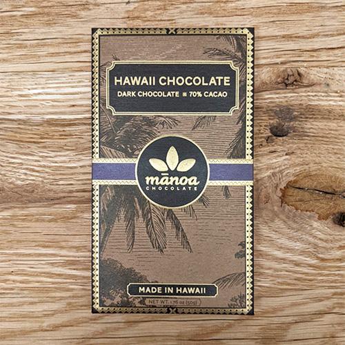 Manoa Hawaii 70%