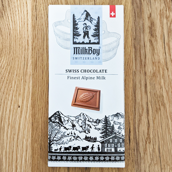 Milkboy Alpine Milk 33%
