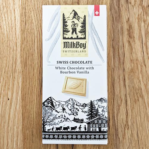 Milkboy White with Bourbon Vanilla 26%