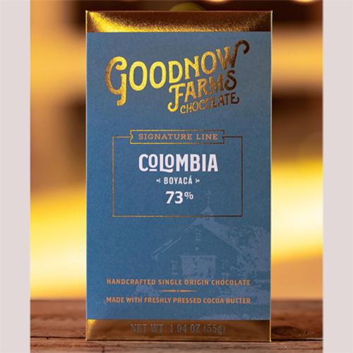 Goodnow Farms Boyaca Colombia Bar 73%
