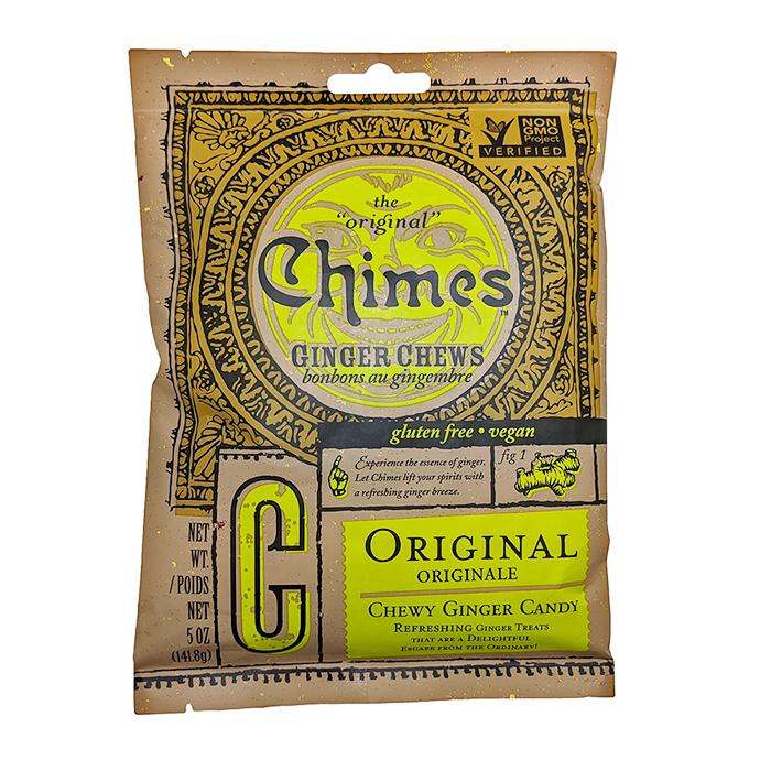 Chimes Ginger Chews Original