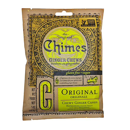 Chimes Ginger Chews Original