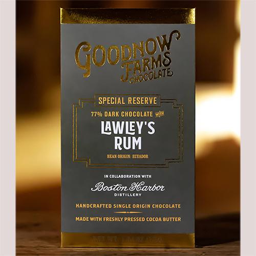 Goodnow Farms Lawley's Rum Bar 77%