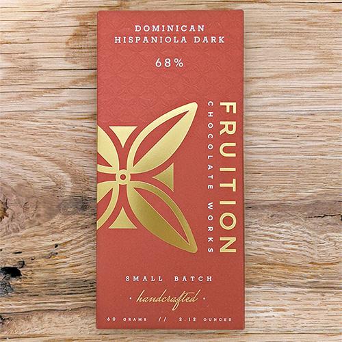 Fruition Dominican Hispaniola 68%