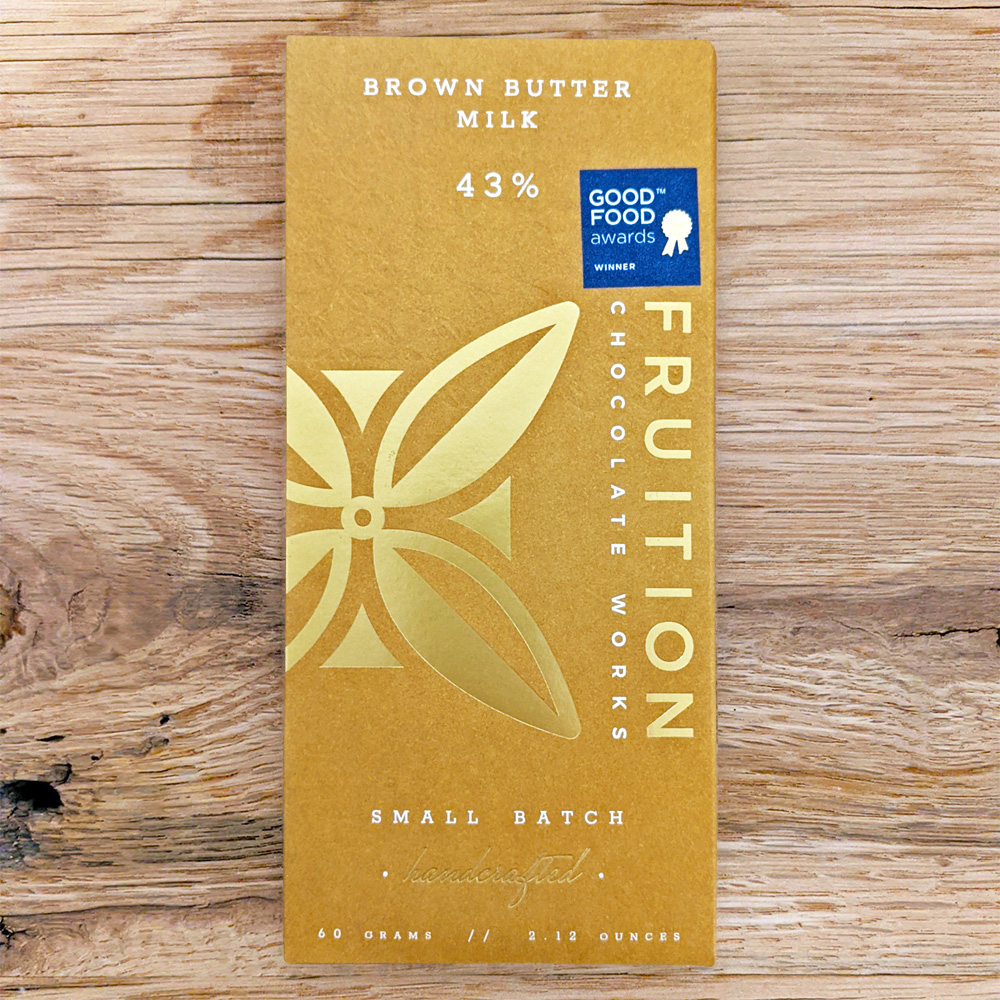 Fruition Brown Butter Milk 43%
