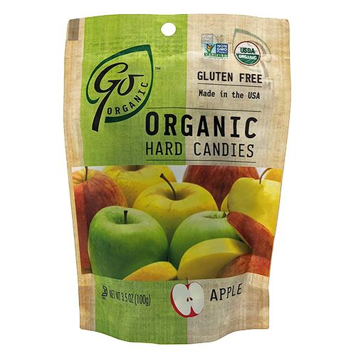 Go Organic Apple Hard Candy