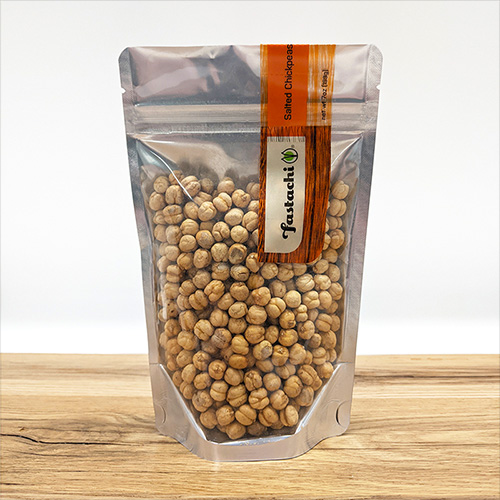 Salted Chickpeas Pouch