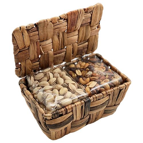 Tempting Tidbits - Salted Pistachios & Cranberry Nut Mix