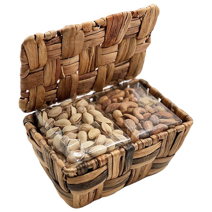 Tempting Tidbits - Salted Pistachios & Super Nut Mix