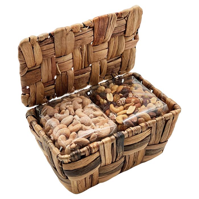 Tempting Tidbits - Salted Cashews & Cranberry Nut Mix