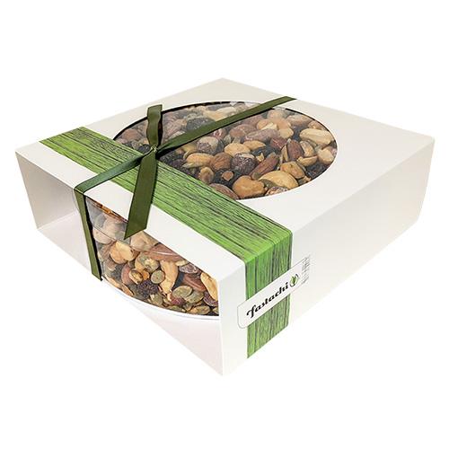 Fancy Free Frolic Gift Box - Harvest Nut Mix