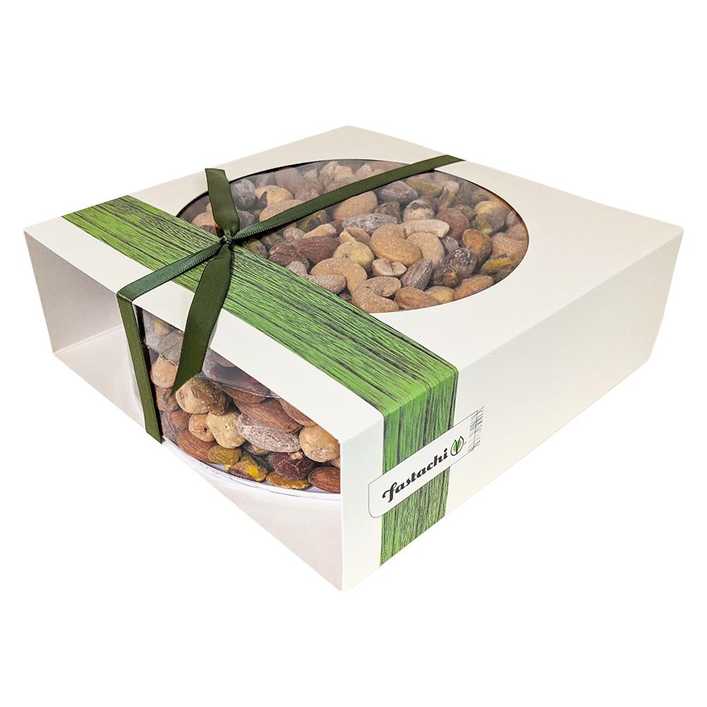 Fancy Free Frolic Gift Box - Super Nut Mix
