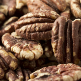 handmade lightly salted pecans