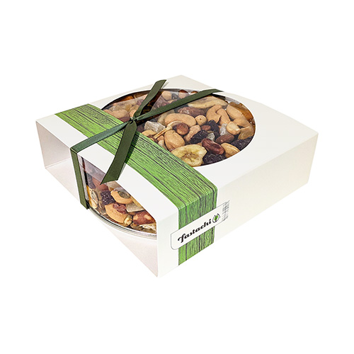 Peaceful Pause Gift Box - Fiesta Nut Mix