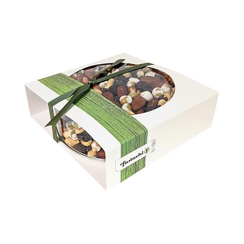 Peaceful Pause Gift Box - Wasabi Nut Mix